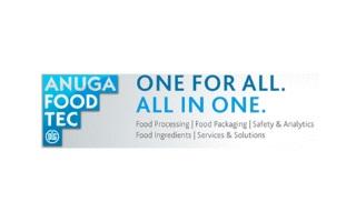 2021德国科隆食品加工展览会Anuga FoodTec