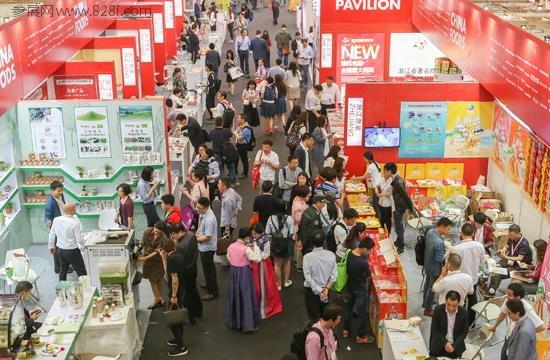 2021上海休闲食品糖果零食及巧克力展览会(www.828i.com)