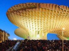 塞维利亚十大旅游景点排行榜 都市阳伞是世界最大木结构建筑