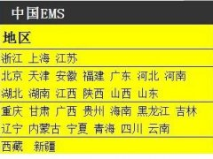 EMS快递收费标准2020价格表