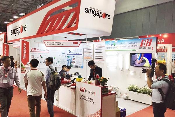 2021越南国际船舶海事展览会(www.828i.com)