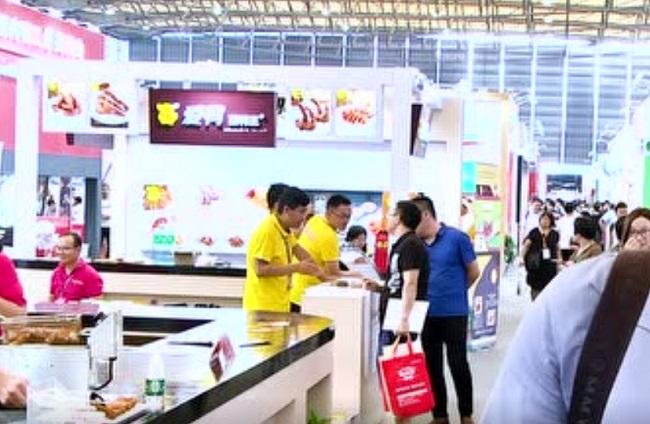 2021上海国际餐饮连锁加盟展览会(www.828i.com)