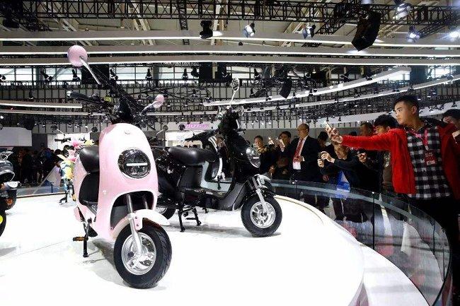 2022上海国际电动车及零配件展览会(www.828i.com)