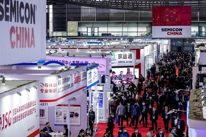 2022上海国际半导体展览会SEMICON(www.828i.com)