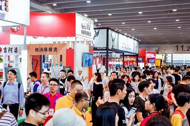 2021广州国际餐饮连锁加盟展览会CCH(www.828i.com)