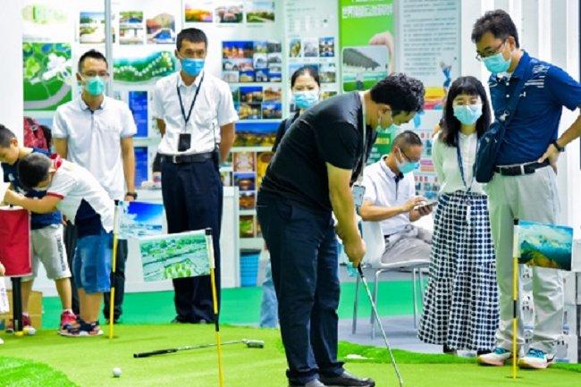 2021深圳国际高尔夫运动展览会Golf Show(www.828i.com)