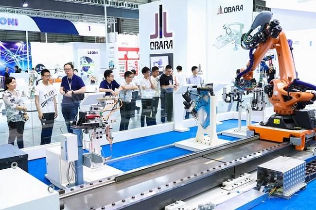 2021上海汽车制造与装备材料展览会AMTS(www.828i.com)
