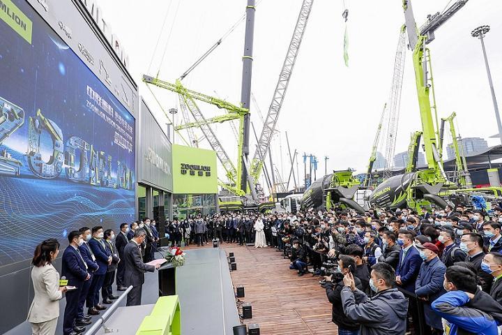 2022上海国际工程机械展览会-上海宝马展(www.828i.com)