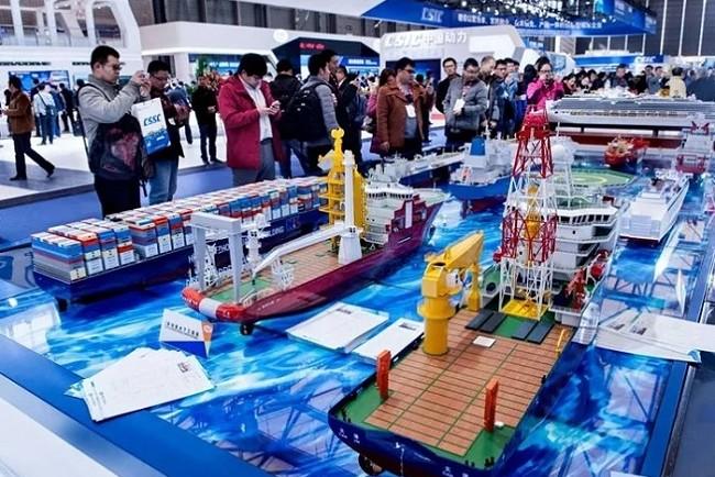 2021上海国际海事展览会(www.828i.com)