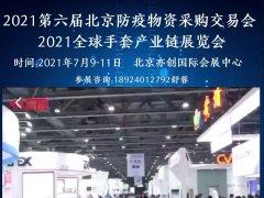 2021第六届北京防疫物资采