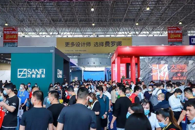 2021第36届佛山陶博会于4月21日落幕(www.828i.com)