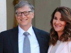 比尔·盖茨与妻子梅琳达发布宣告离婚,均分8400亿元财富