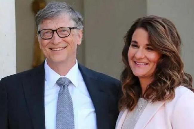 比尔·盖茨与妻子梅琳达发布宣告离婚,均分8400亿元财富(www.828i.com)