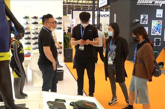 2021中国国际自行车展览会于5月8日圆满落幕(www.828i.com)