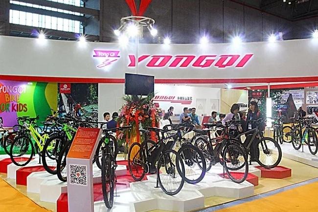 2022上海自行车展览会CHINA CYCLE(www.828i.com)