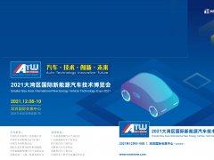 2021深圳大湾区新能源汽车