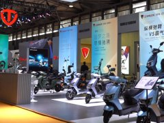 2022上海电动车及零配件展览会将于5月举行