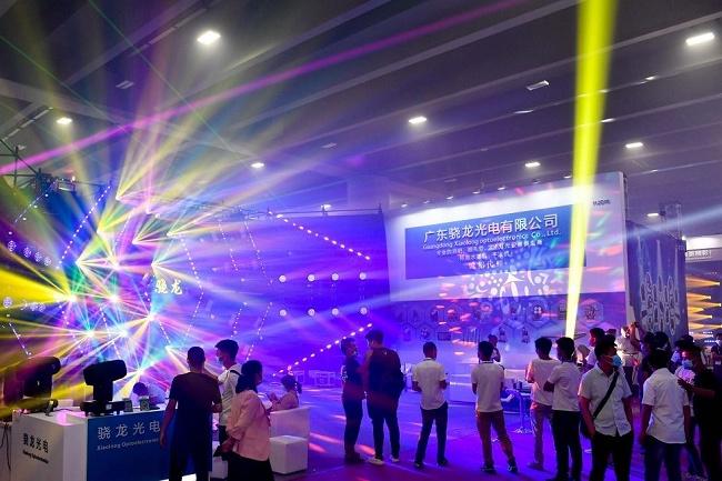 2021广州灯光音响展圆满落幕,参展企业1386家(www.828i.com)