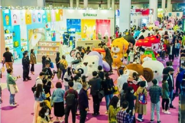 2021上海授权展览会LEC将于14日举行(www.828i.com)