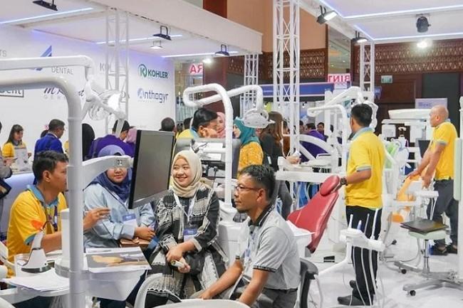 2023印尼雅加达口腔及牙科展览会IDEC(www.828i.com)