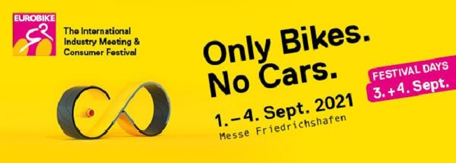 2021德国自行车展览会将于9月1日举行(www.828i.com)