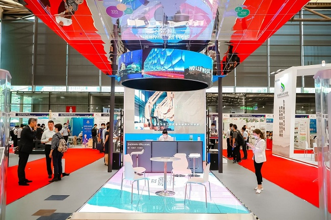 2021第21届中国涂料展览会将于10月在上海举行(www.828i.com)