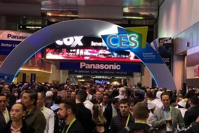 2022美国拉斯维加斯消费电子展览会CES(www.828i.com)