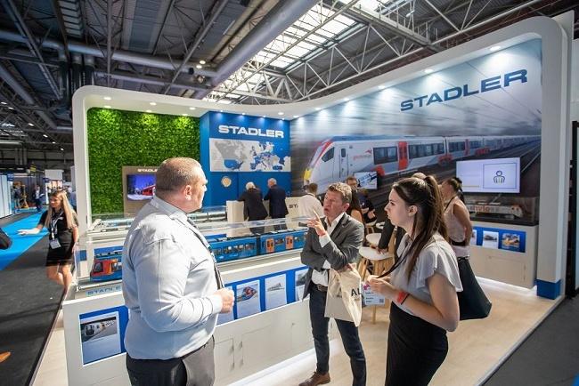 2021第15届英国铁路轨道交通展Railtex于9日闭幕(www.828i.com)