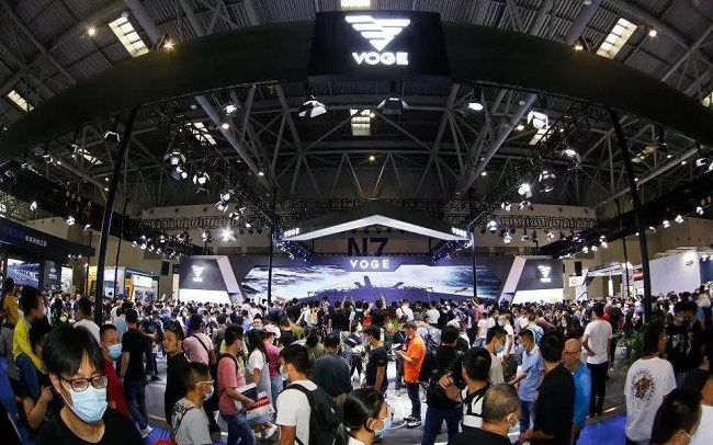 2021重庆摩托车展9月20日闭幕(www.828i.com)