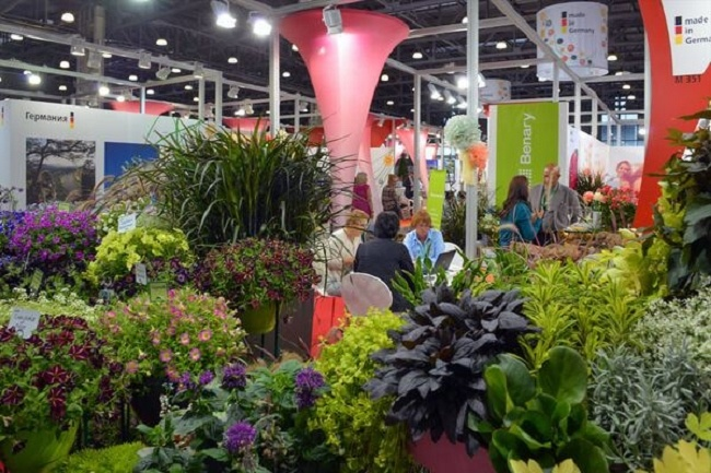 2021俄罗斯花卉展览会ExpoFlowers已于9月16日闭幕(www.828i.com)