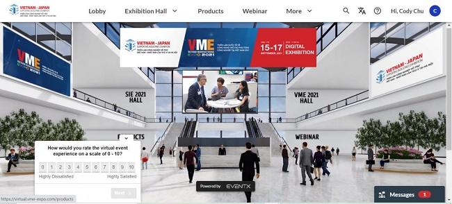 2021越南工业机械制造展览会VME采用线上展模式(www.828i.com)