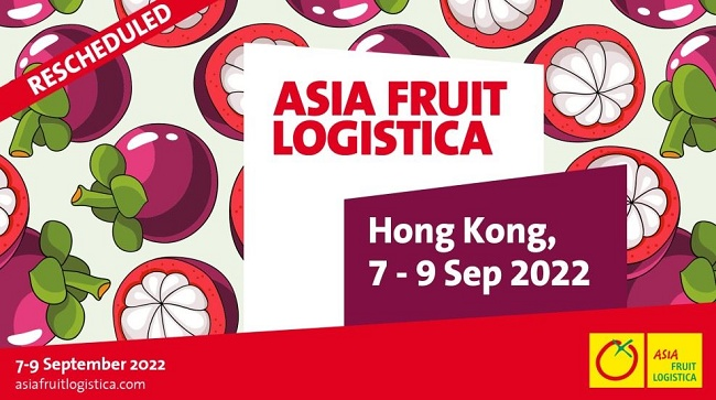香港亚洲果蔬展将于2022年9月7-9日在举办(www.828i.com)