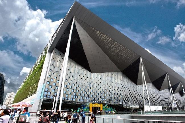 上海世博馆展览会有哪些